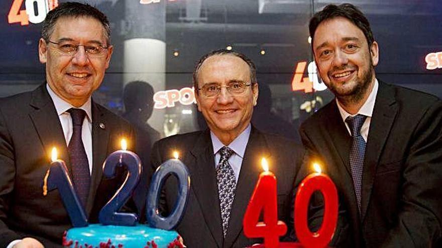 Sport celebra su 40 aniversario en el Museo del Barça