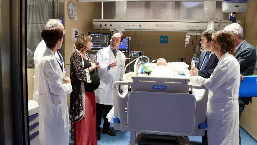 L'Hospital Vall d'Hebron estrena una UCI intel·ligent amb 56 boxes, la més gran de l'estat espanyol