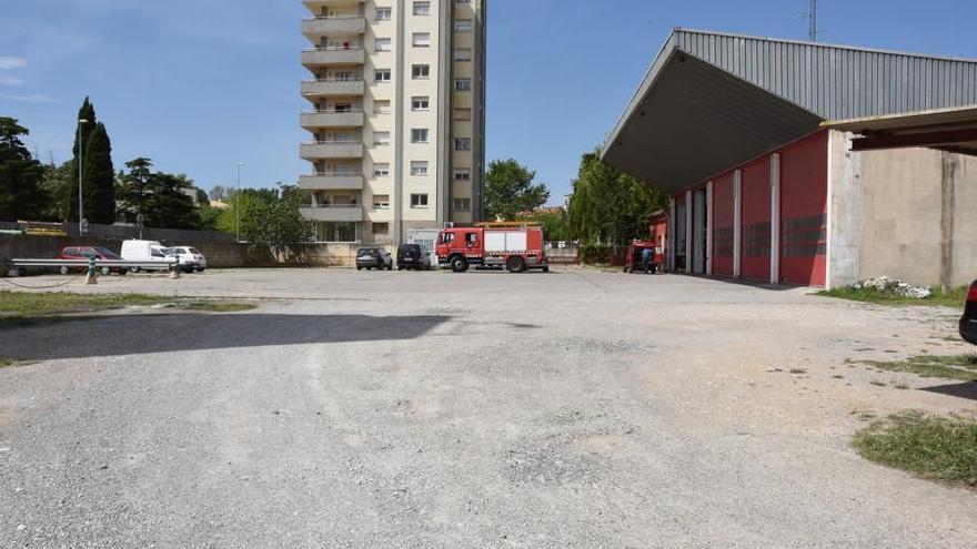 Les obres de reforma del parc de Bombers de Figueres s'iniciaran aquest 2017