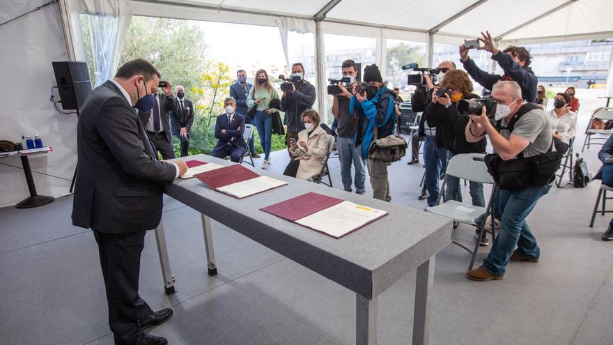 El Estado aumenta en 2022 un 14% las inversiones directas en Ibiza y Formentera