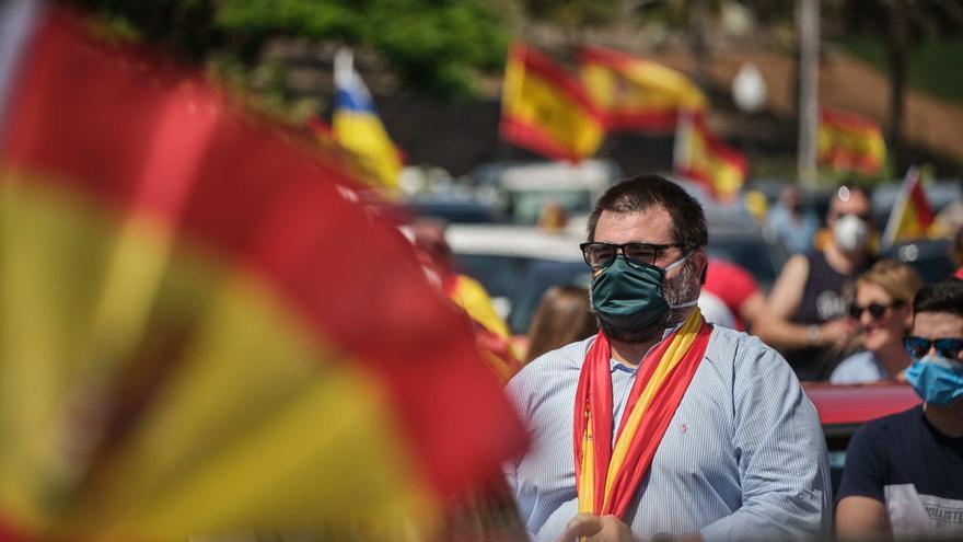 VOX convoca una protesta en Tenerife contra la inmigración ilegal