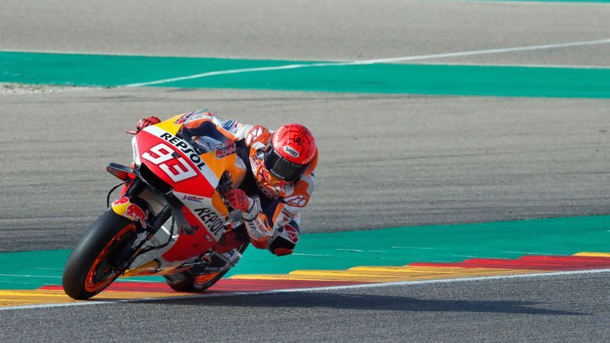 Horario de MotoGP: Gran Premio de Emilia-Romaña en el Circuito de Marco Simoncelli