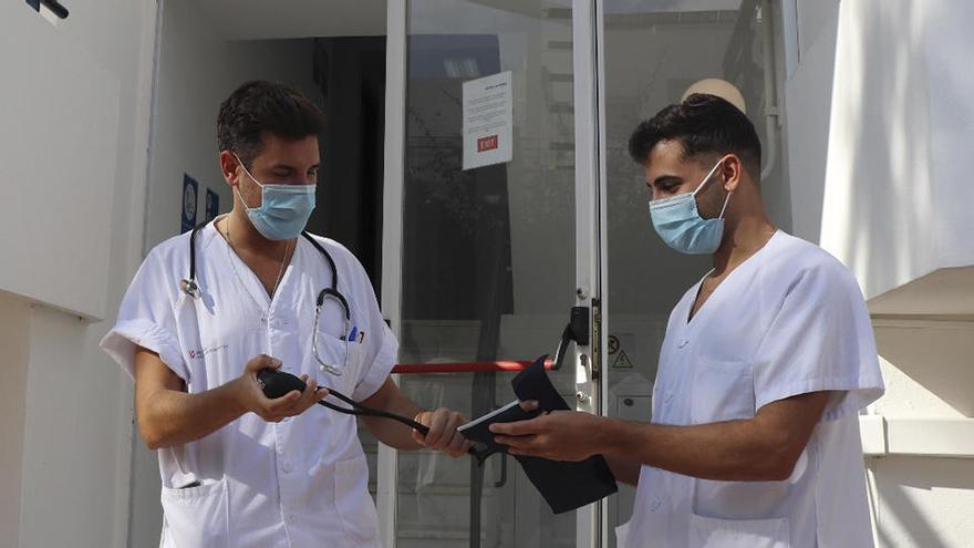 Las Pitiusas superan superan los 600 casos activos de coronavirus