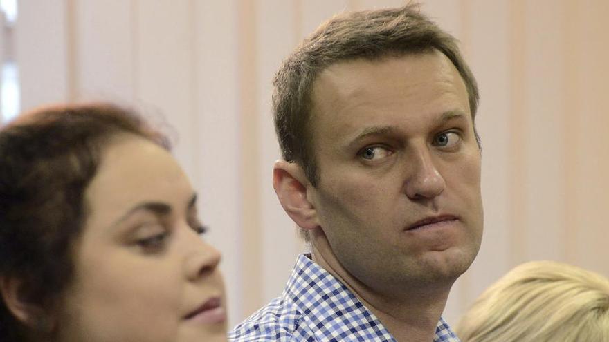 La UE sanciona a seis autoridades de Rusia por el envenenamiento de Navalni