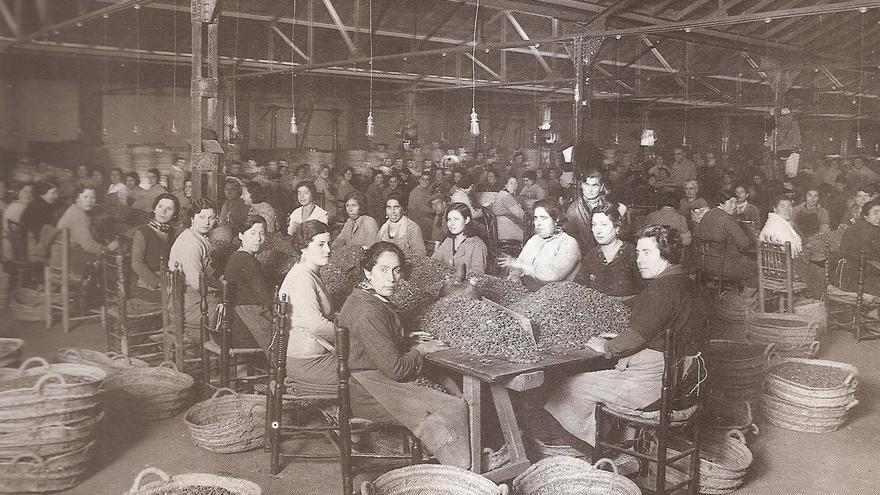La historia de 109 años del café más famoso fabricado en Alicante