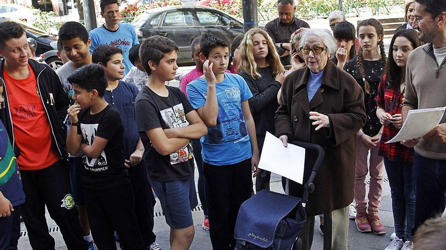 Chequeo a la participación  vecinal con homenaje a Sol Romeu