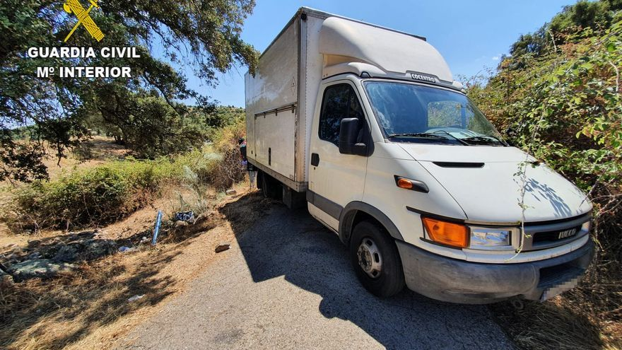 Prisión sin fianza para los 2 detenidos tras el hallazgo del cuerpo de una mujer en un camión en Toledo