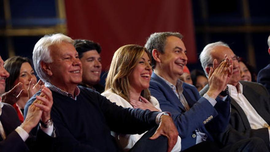 Primarias PSOE 2017: ¿Quién apoya a cada candidato en las primarias socialistas?