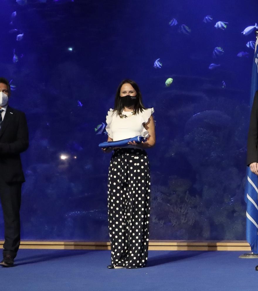 Almassora recibe el distintivo azul para la playa de Benafelí
