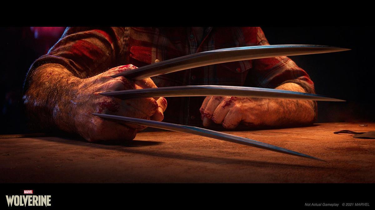 Marvel's Wolverine saca las garras en su presentación para PlayStation 5.