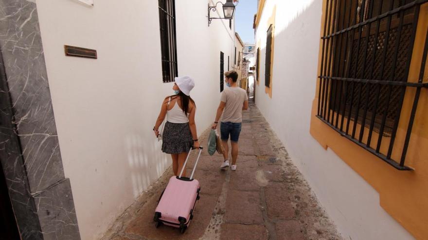Las viviendas con fines turísticos se estabilizan en Córdoba en el año del coronavirus