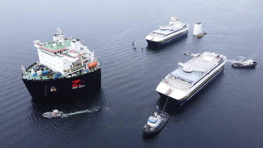 """Trasmapi, cliente de Rodman, compra otros dos """"fast-ferrys"""""""