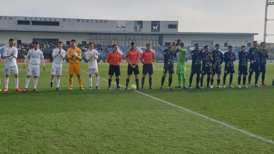 Baeza, con un hat-trick, doblega a la Peña Deportiva en el Alfredo Di Stéfano