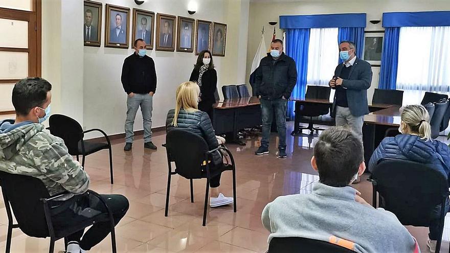 Un plan especial saca del paro al 5%  de los desempleados del municipio