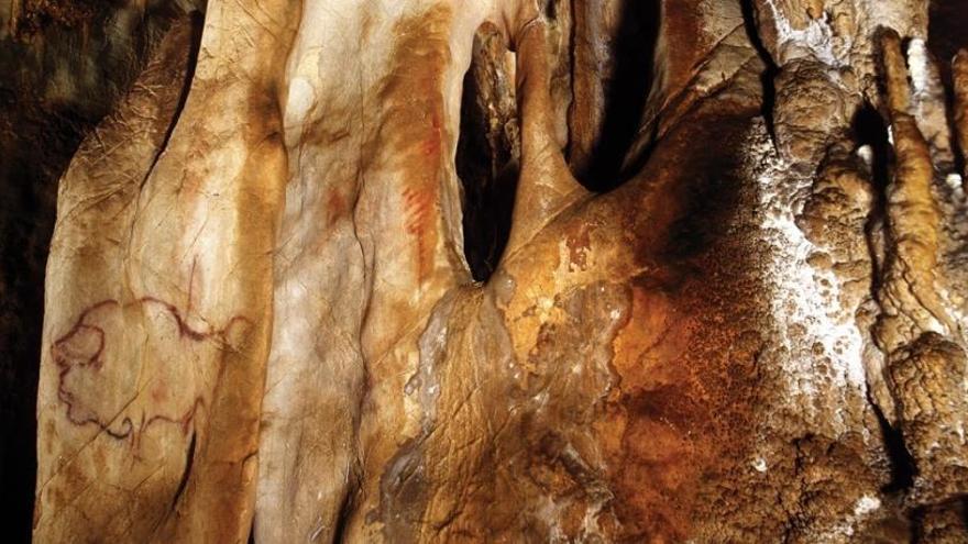 Las pinturas rupestres más antiguas son neandertales y están en España