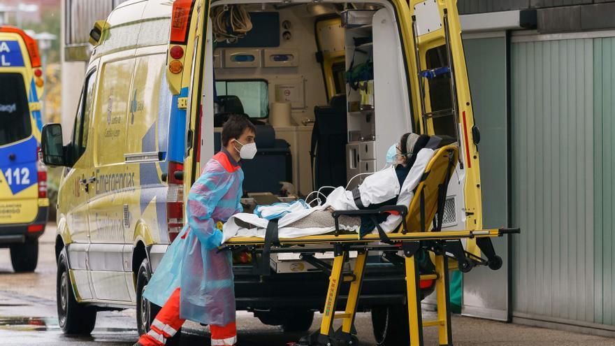 Muere un hombre en Burgos arrollado por su propio vehículo