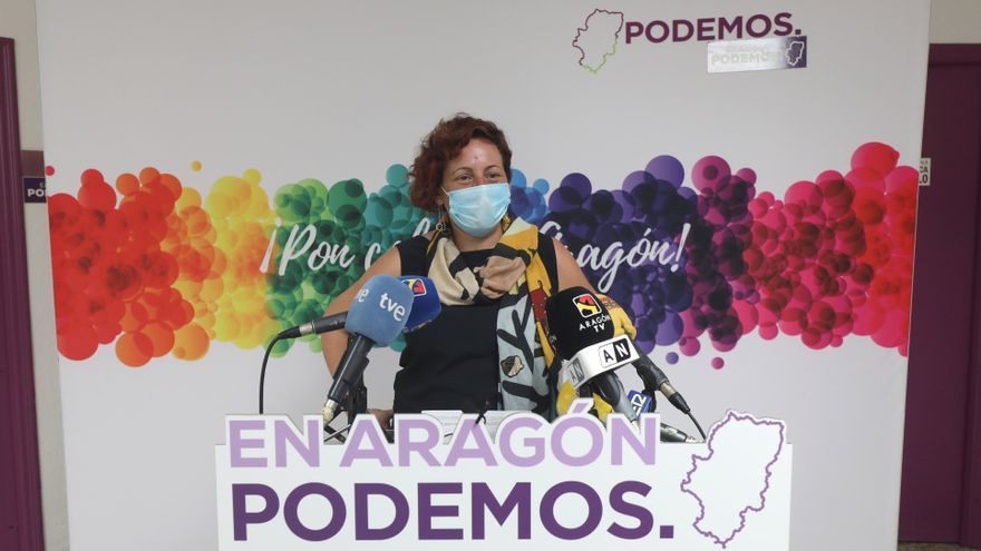 Marta de Santos asume la portavocía de Podemos en Ciencia, Hacienda y Ciudadanía