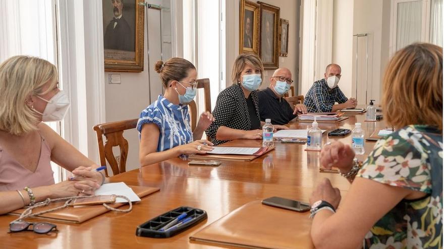 Cartagena pide al ayudas para el turismo y la hostelería por la crisis del Mar Menor