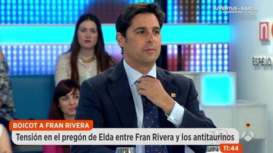 'Espejo Publico' regresa en septiembre con una sección de entrevistas de Fran Rivera
