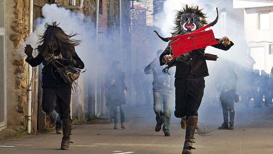 Consulta las 19 mascaradas de Zamora que pronto serán Bien de Interés Cultural