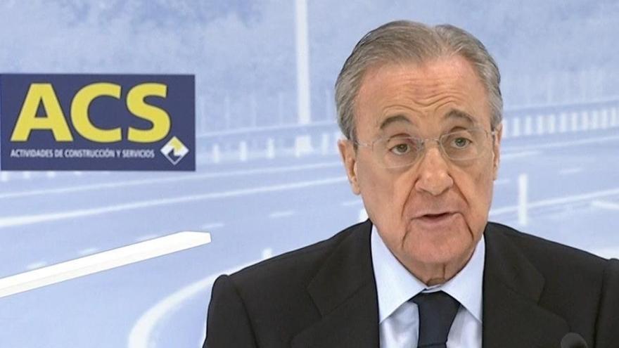 ACS negocia la venta de su división industrial por 5.200 millones a la francesa Vinci