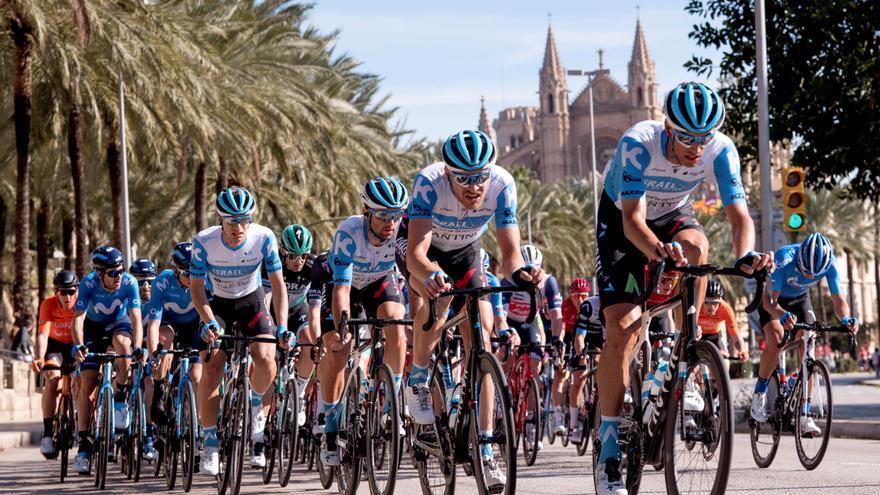La XXX Challenge Ciclista Mallorca se celebrará entre el 13 y 16 de mayo