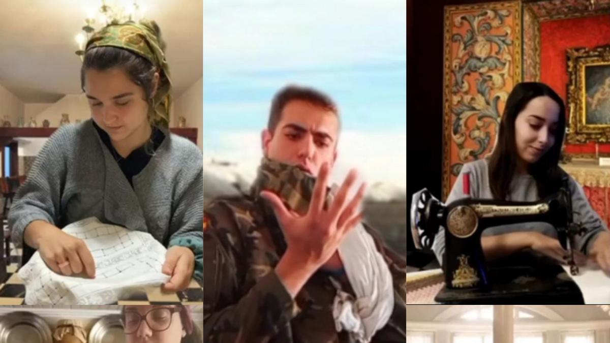Un proyecto de la UMU enseña Historia al ritmo de los vídeos de Tik Tok