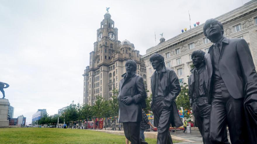 Liverpool, darrere la pista dels Beatles