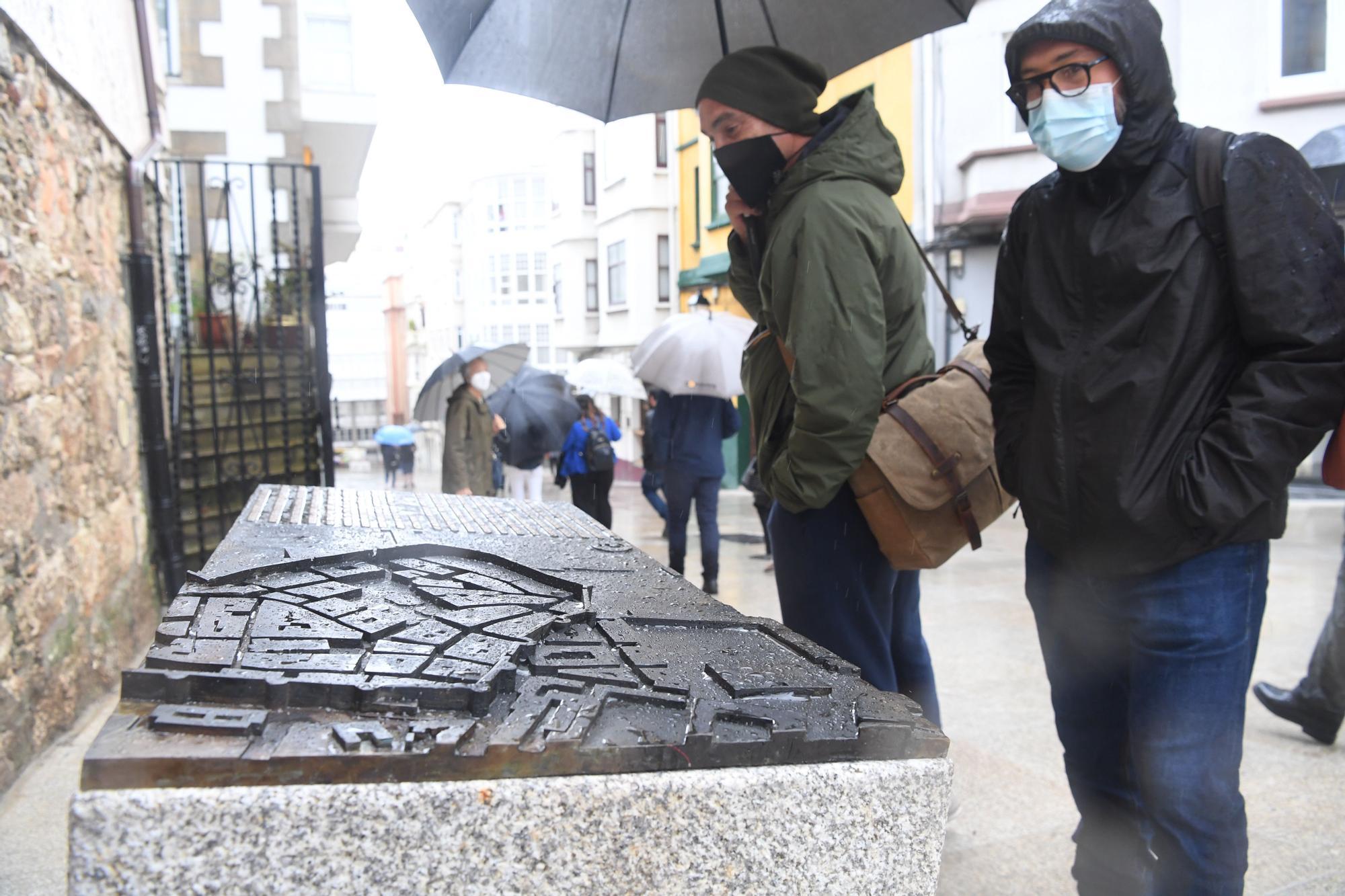 Nuestra Señora del Rosario abre al peatón y Cortaduría será la próxima calle en renovarse