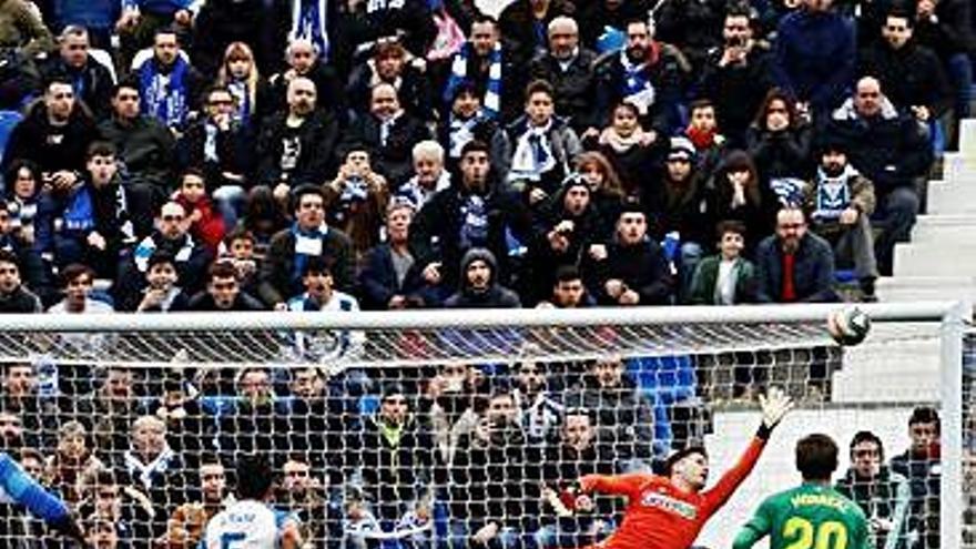 El Leganés deixa últim l'Espanyol i ensopegada de Sevilla i Athletic