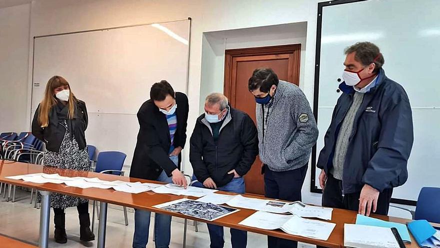 Reclaman al ayuntamiento de Palma la cesión de los terrenos para ampliar el camino Salard