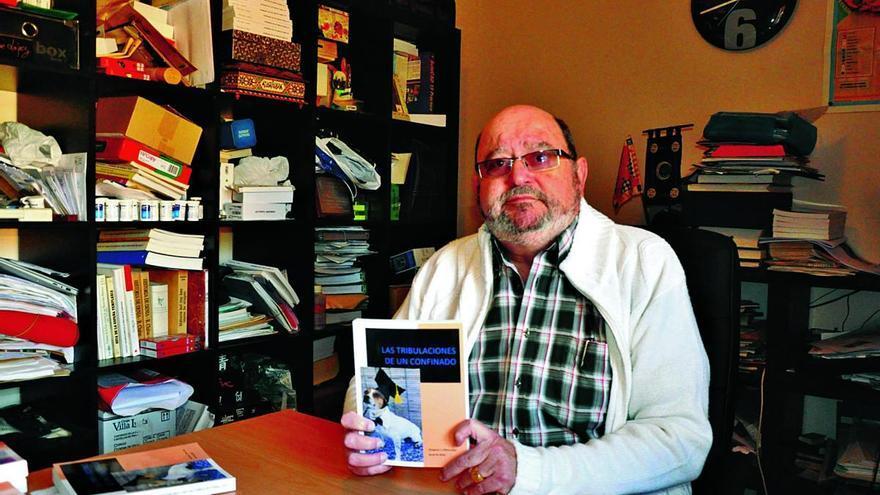 """Gregorio L. Piñero: """"Publicar por 'entregas' me ha divertido mucho"""""""
