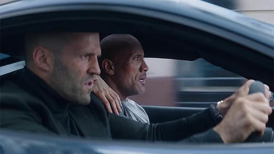 'Fast & Furious' sigue liderando la taquilla en Estados Unidos