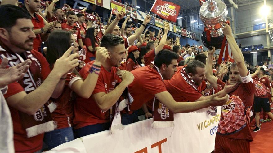 Miguelín dejará ElPozo Murcia a final de temporada