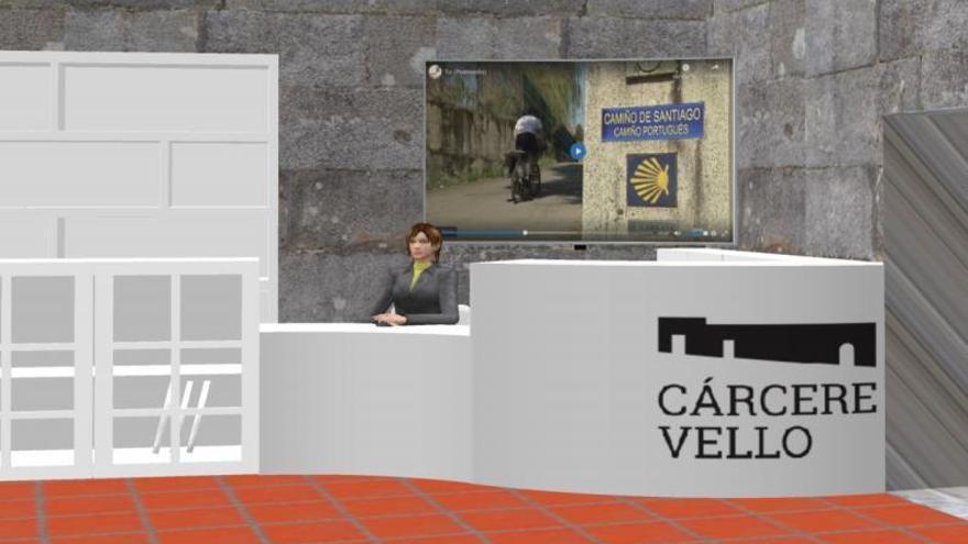 Más de 300.000 euros para convertir la antigua cárcel de Tui en un centro para visitantes y peregrinos