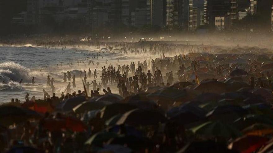 Río de Janeiro cerrará todas sus playas en la última noche de 2020
