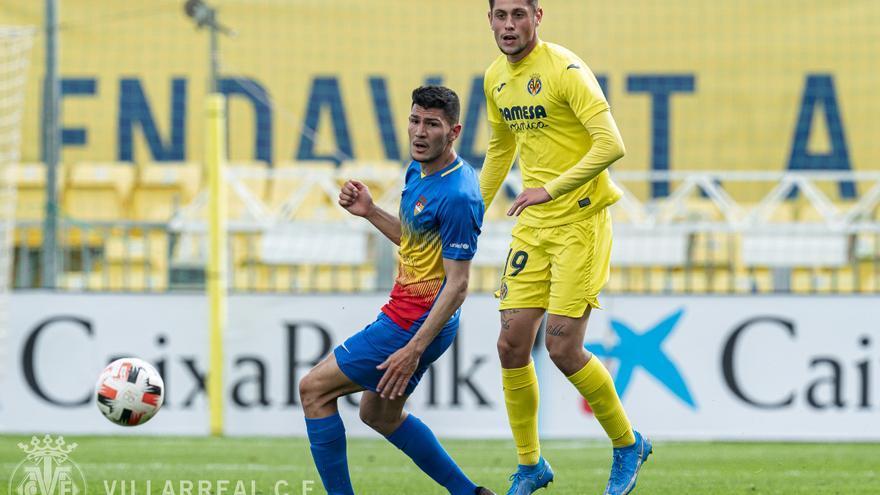El Villarreal traspasa al centrocampista Carlos Beitia al Celta