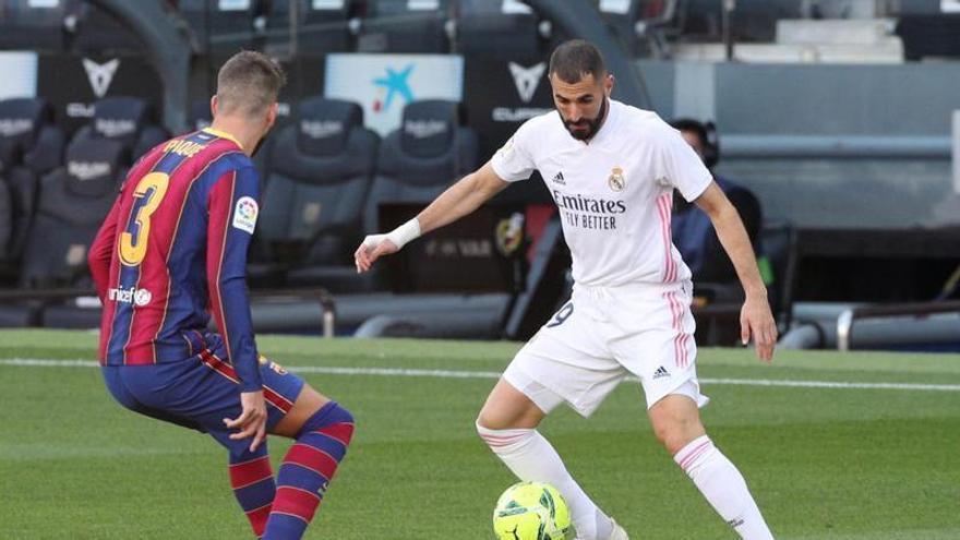 Aquests són els preus per veure en directe el Barça-Madrid de diumenge