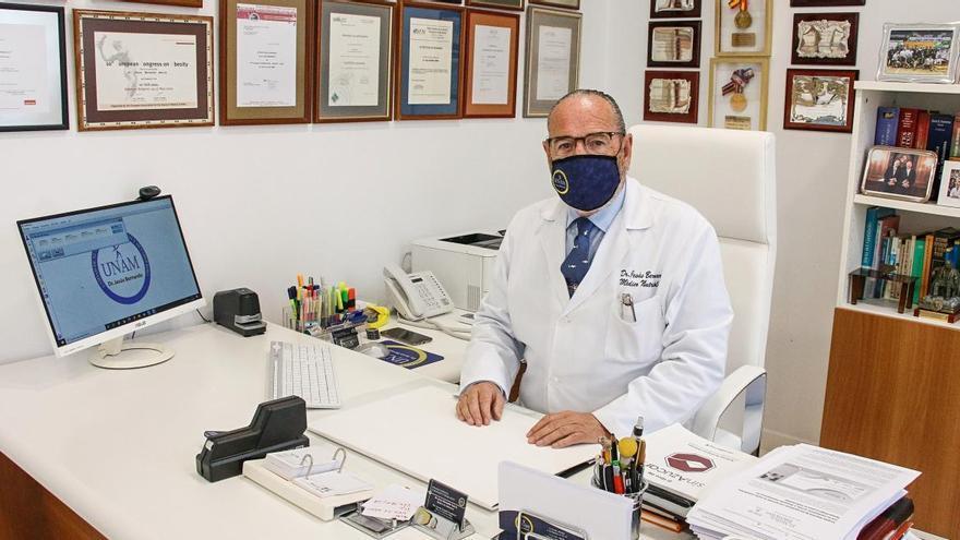 """Jesús Bernardo, nutricionista: """"En confinamiento habría que reducir el consumo de carne roja y procesados"""""""