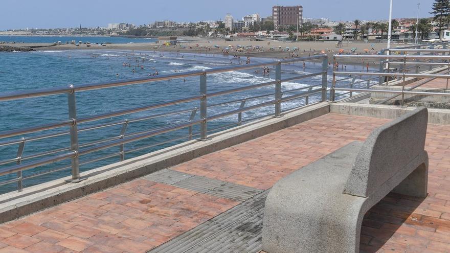 El calor sigue dando fuerte en Gran Canaria