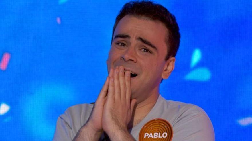 Pablo Díaz, ganador del Rosco de 'Pasapalabra' y récord de permanencia en el programa