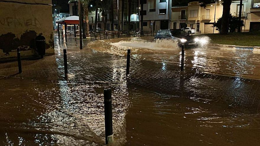 Piden una solución definitiva contra las inundaciones en Nules