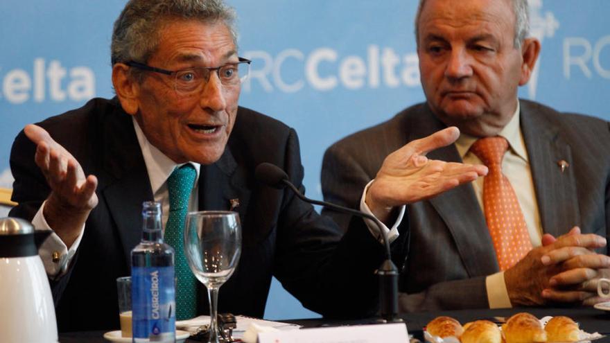 Mouriño pone precio a Balaídos: 32 millones de euros