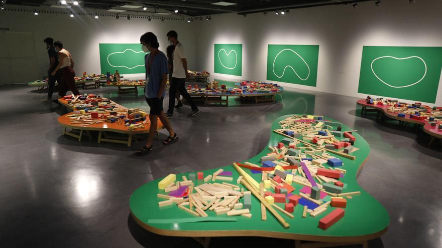 El Pompidou inaugura una exposición participativa para toda la familia