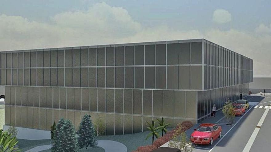 Moaña ya puede urbanizar los terrenos del centro de salud al aprobar el reparto de parcelas