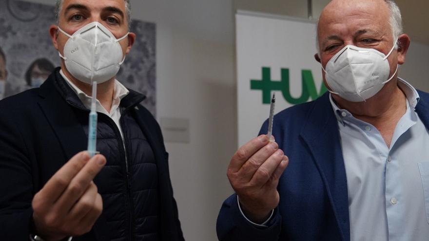 Andalucía deja de vacunar durante este fin de semana por falta de dosis