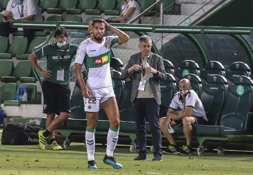 Elche 2 - Albacete 0