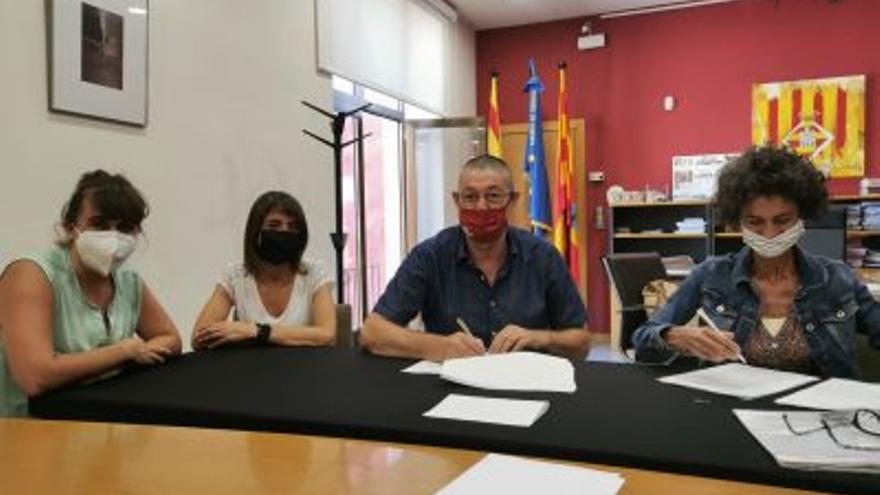 La Fundació Santa Llúcia obrirà un centre de dia per a gent gran a Castelló