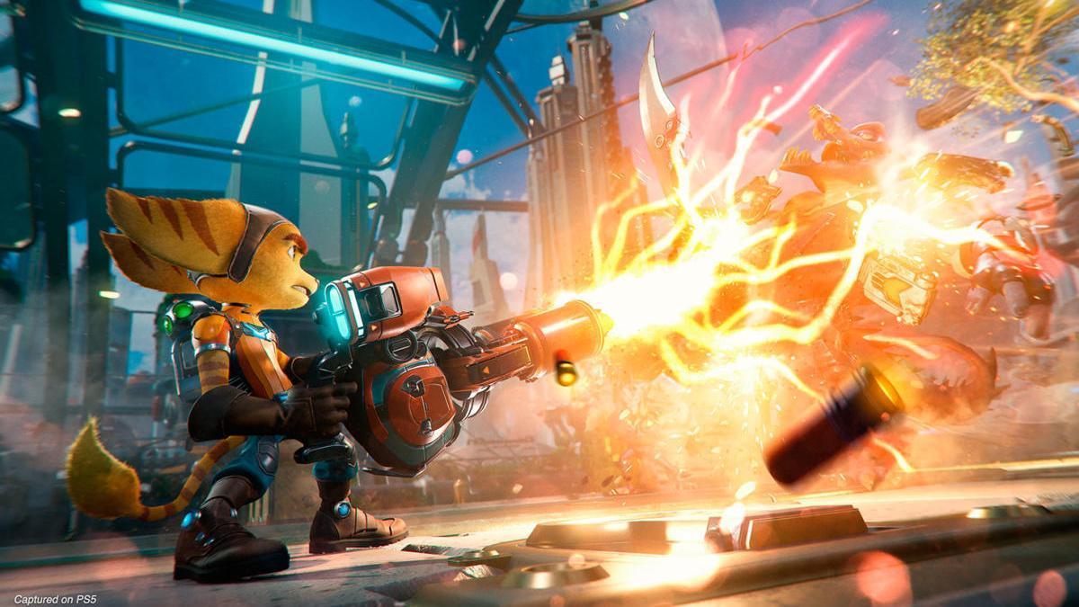 Ratchet & Clank: Rift Apart revela nuevos aspectos de juego con un vídeo extendido.