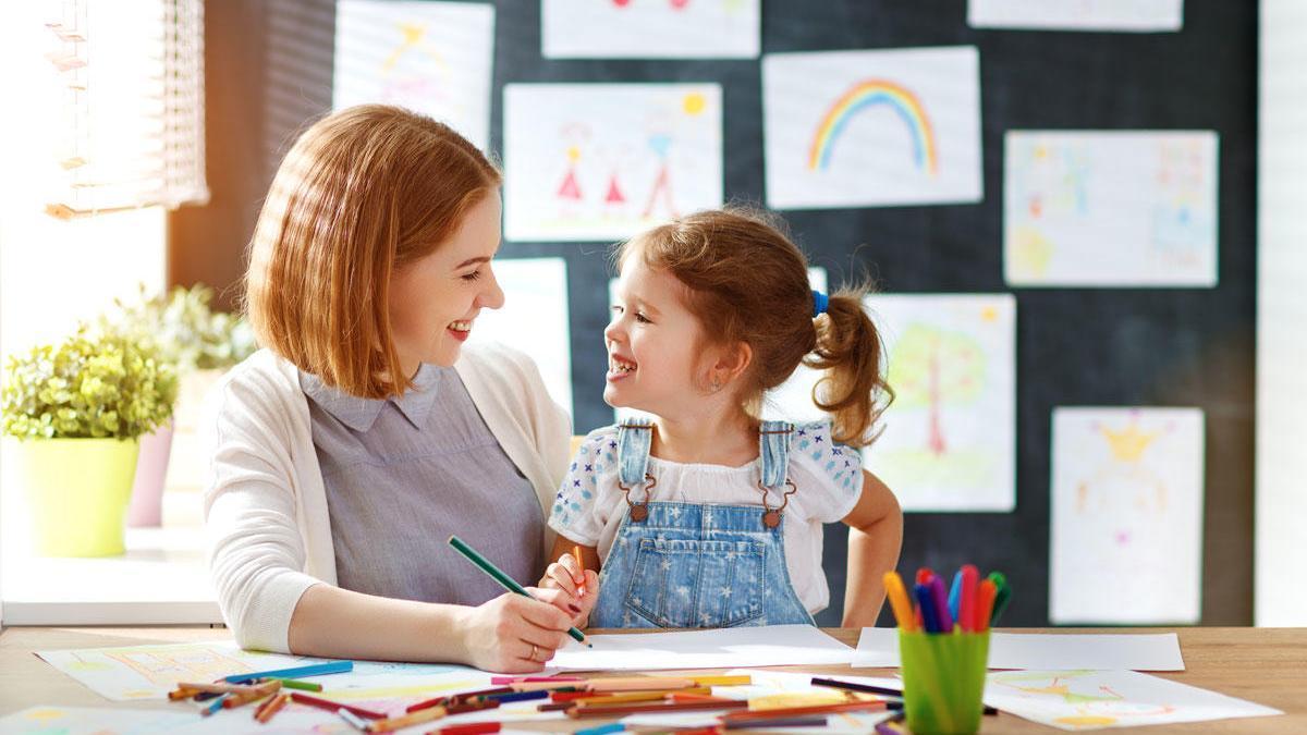 ¿Utilizas la teoría del iceberg para educar a tus hijos?